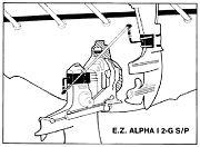 EZ Steer EZ37002 O/B Conn.Kitmerc Alpha 1 2C
