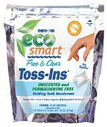 Ecosmart F&C Toss Ins 12/PACK