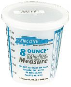 Encore Marine 30300 Multi Measure Container Lid 8oz