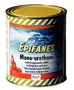 Epifanes MU3119750 Black Monourethane Topside Finish 750ml