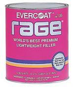Evercoat 100106 Rage Premium Filler Gallon