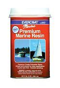 Evercoat 100553 Premium Marine Resin Quart