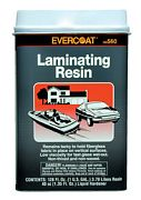 Evercoat 100561 Laminating Resin Quart