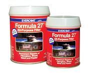 Evercoat 100572 Formula 27 Filler 1/2 Pint