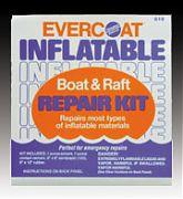 Evercoat 100618 Inflatable Boat Repair Kit