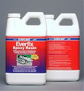 Evercoat 100643 Everfix Epoxy Resin Kit Quart