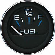 Faria Coral Fuel Level Gauge E-1/2/F