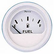 Faria Dress White Fuel Level Gauge E-1/2/F