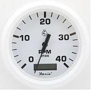 Faria Dress White Tach/hm 4000 Diesel Mag Pickup
