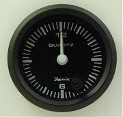Faria Euro Clock - Quartz Analog