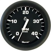 Faria Euro Tach 4000 Diesel Mech Take-Off & Var Ratio Alt