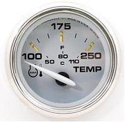 Faria Kronos Water Temp Gauge 100?-250?F