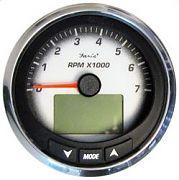 "Faria MGT018 4"" Black Fade Tachometer 7000 RPM SmartCraft MG3000"