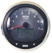 """Faria MGT022 5"""" Grey Fade Tachometer 7000 RPM NMEA 2000 MG3000"""