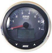 "Faria MGT023 5"" Grey Fade Tachometer 7000 RPM SmartCraft MG3000"