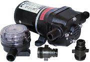 Flojet 04105501A 12 Volt Gen Purpose/Bait Tank Pump