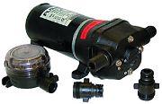 Flojet 04125-114A 12 Volt Bilge Pump 3/4 Barb Seald