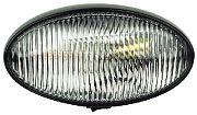 FulTyme RV 590-1125 Prch Ovl with Swtch Blk Bas Clear