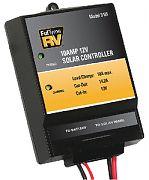 FulTyme RV 590-3101 Solar Controller 10 Amp 12 V