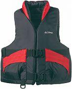 Full Throttle Elite Vest 2X/4X Black