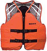 Full Throttle Mesh Commercial 2X Vest
