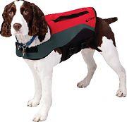 Full Throttle Neo Pet Vest Red Small