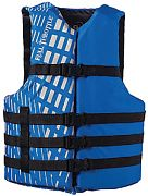 Full Throttle PFD Adult Universal Nylon Blue