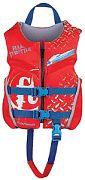 Full Throttle PFD Child Rapid Dry Flex B Red