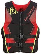 Full Throttle PFD Men Rapid Dry Flex B Red S