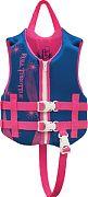 Full Throttle Rapid Dry Child Vest Blue