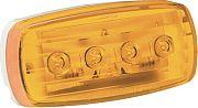Fulton 47-58-032 Clearnace Light LED # 58 Amber