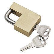 Fulton 63230 Adjustable Brass Coupler Lock