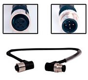 Furuno 000-166-953 20M NMEA 2000 Cable MALE-FEMALE
