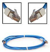 Furuno 000-167-171 Lan Cable Assembly 3M RJ45-RJ45 2P