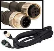 Furuno 000-167-968 NMEA2000 Cable Heavy 1M D-END