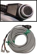 Furuno 15m Cable 000-138-970 Used w/1823c 1824c 1832 1833