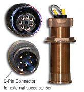 Furuno 235DHT-LMSE Lsbth Smart Sensor Depth/Temp