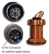 Furuno 235DHT-MSE Hp BTH Smart Sensor Depth/Temp