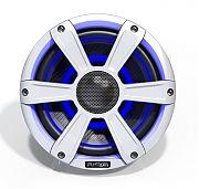 "Fusion SGFL77SPW 7.7"" Speakers Signature Sport Grille White"