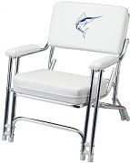 Garelick 4810661 Mariner Waterproof Sewn Cushion Chair