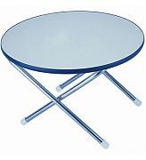 "Garelick 50410 24"" Diameter Melamine Deck Table"