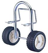 Garelick 71050 Boat Dolly Zinc Plated Steel