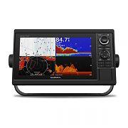 """Garmin GPSMAP 1042xsv 10"""" Chartplotter/Sonar Combo - Bluechart G2 HD & LakeVu HD Maps - With Transducer"""