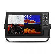 """Garmin GPSMAP 1242xsv 10"""" Chartplotter/Sonar Combo - Bluechart G2 HD & LakeVu HD Maps - With Transducer"""