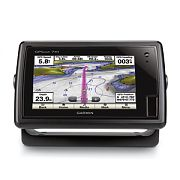 "Garmin GPSMAP 741xs 7"" Touchscreen Fishfinder/GPS Chartplotter Without Transducer"