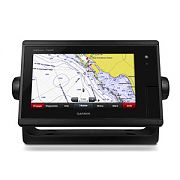 Garmin GPSMAP 7607 Chartplotter Bluechart G2 and Lakevu US