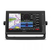 "Garmin GPSMAP 942 9"" Chartplotter - Bluechart G2 HD & LakeVü HD Maps"