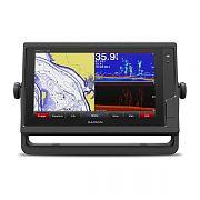 "Garmin GPSMAP 942xs 9"" Chartplotter - Bluechart G2 HD & LakeVü HD Maps"