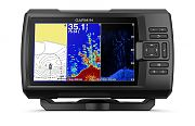 Garmin STRIKER Plus 7cv Fishfinder/Chartplotter - With CV20-TM  Transducer