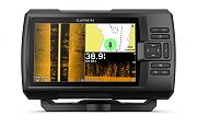 Garmin STRIKER Plus 7sv Fishfinder/Chartplotter - With CV52HW-TM  Transducer